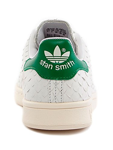 GREEN CRYWHT Damen Stan Originals adidas CRYWHT Smith Tennisschuhe 0T4gnqw