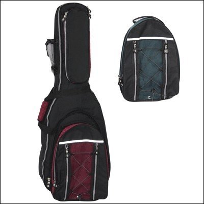 Amazon.com: FUNDA GUITARRA ELECTRICA REF. 39 MOCHILA CON LOGO ...