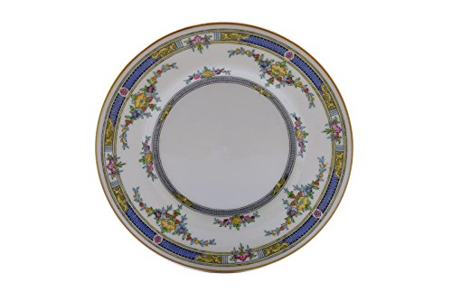 Princess Plate Bread - Minton's Princess K109 Yellow Flower England Bread Plate (s)
