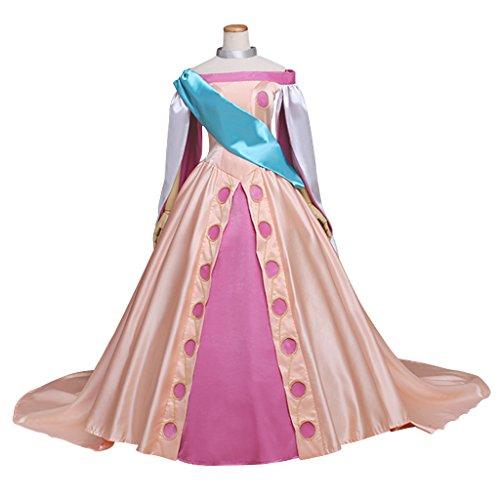 Cospl (Princess Anastasia Halloween Costume)