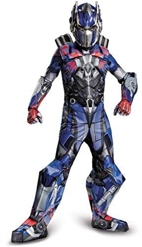 [Optimus Prime Prestige Costume - Small] (Prestige Optimus Prime Kids Costumes)
