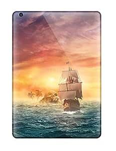 Chris Mowry Miller's Shop Case Cover Ipad Air Protective Case Pirate Sail 1476068K16935129