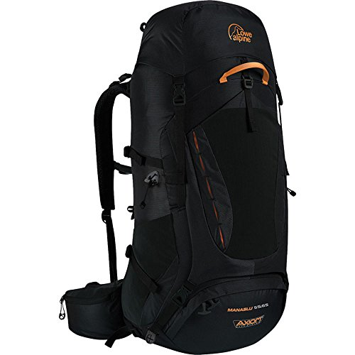 Lowe Alpine Manaslu 55:65 Backpack - Black Large