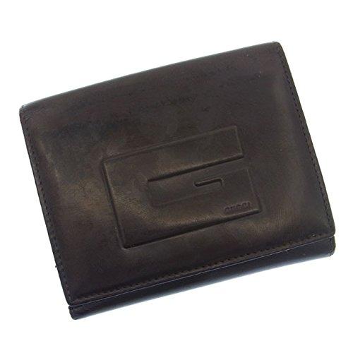 グッチ エナメル 財布(ホック式小銭入れ付き) 035-2149