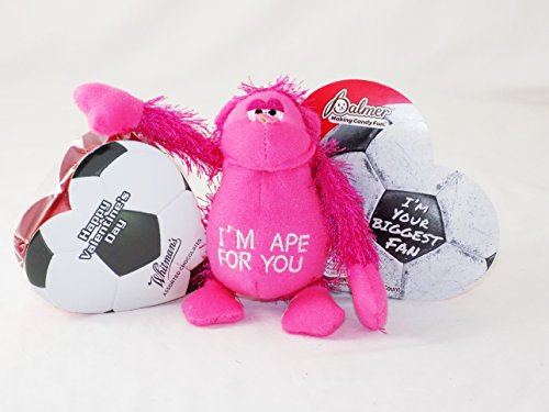 'Perfect for the Boys!' Sports Themed Valentine Gift Pack (Soccer)