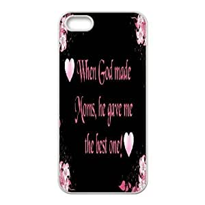 Customized Case Cover for iphone 6 4.7 ,5S - World's Best Mom case 3