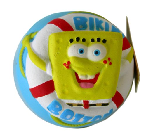 Spongebob Bikini Bottom - Nick Jr. Spongebob Bath toy - Spongebob Bikini Bottom Squishee Ball