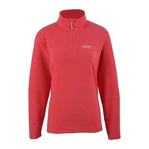 Ladies Embraced Half Zip Micro Fleece Jumper Sweater Regatta Womens