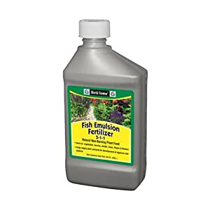 fertilome fish emulsion fertilizer liquid