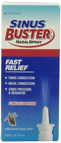 Sinus Buster Classic Formula by Sinus Buster - .68 Ounces
