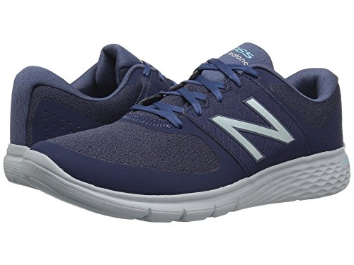 カセットタッチ平らな(ニューバランス) New Balance レディースウォーキングシューズ?靴 WA365v1 Blue/White 9 (26cm) B - Medium