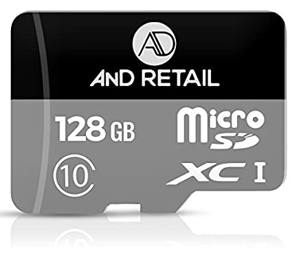 Upgraded 128 GB Clase 10 Micro SD tarjeta de memoria para Samsung ...