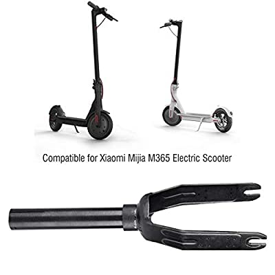Delaman Aluminum Alloy Front Fork Replaced Part for Xiaomi Mijia M365 Electric Scooter Accessory : Sports & Outdoors