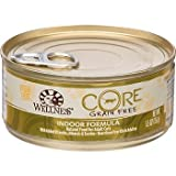 Wellness CORE Indoor Canned Cat Food, 5.5 oz., My Pet Supplies