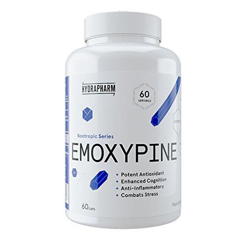 Hydrapharm Emoxypine 60 Capsules
