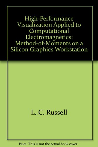High-Performance Visualization Applied to Computational Electromagnetics: Method-of-Moments on a Silicon Graphics Workstation