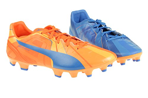 electric Puma et clown blue 4 Orange FG 16 fish lemonade H2H orange 15 Jr evoSPEED Bleu 60qx7X86