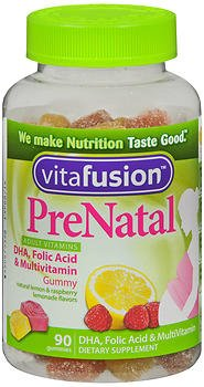BX1001950 - Church Dwight Co., Inc. Vitafusion Prenatal Gummy Vitamins