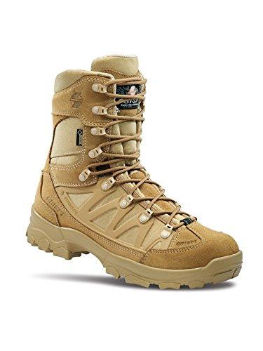 Chaussures Crispi Apache Plus GTX Coyote - Noir, 44