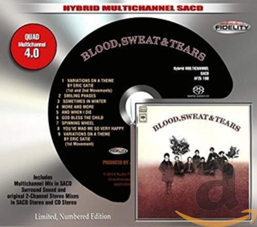 Blood Sweat & Tears : Blood Sweat, Tears: Amazon.es: Música