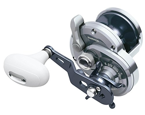 Shimano Trinidad 16A Conventional Multiplier Saltwater Fishing Reel, TN16A