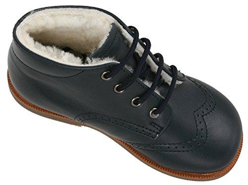 d'Oro Blau fille 150 pour à ville Zecchino Chaussures navy de lacets dWFn8Ax
