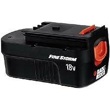 Black & Decker HPB18 18-Volt Slide-Pack Battery