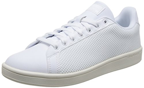 Ftwr Blanco Clean Hombre Advantage White Cloudfoam Ftwr Zapatillas para Chalk White adidas White UY0wxX
