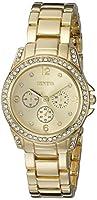 Geneva FMDG002 14mm Alloy Gold Watch Bracelet