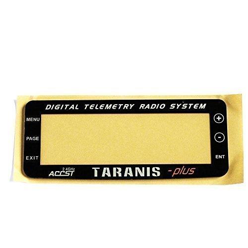 FrSky display panel for Taranis 2.4G X9D Plus