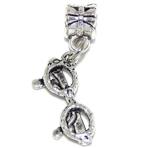 Silver Plated Dangling