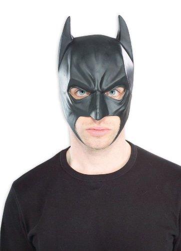 [Batman Vinyl 3/4 Mask] (Batman Vinyl 3/4 Mask)