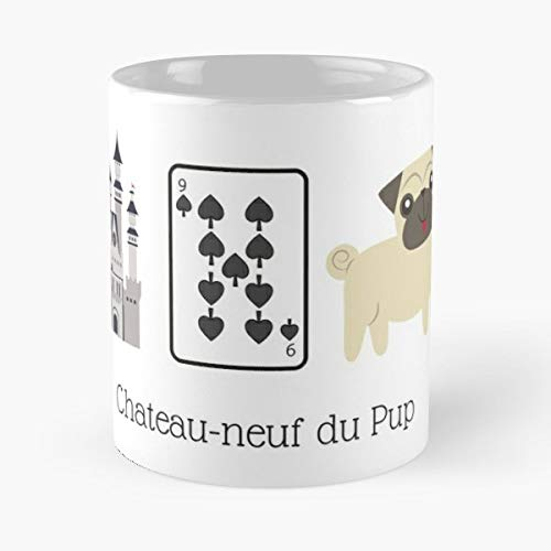 Dog Puppy Pup Pug - Best Gift Coffee Mugs 11 Oz Father Day