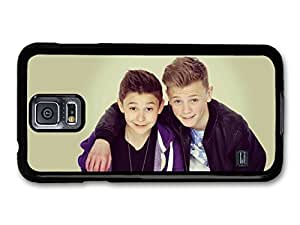 AMAF ? Accessories Bars and Melody Boyband Portrait Smiling Together case for Samsung Galaxy S5 by lolosakes