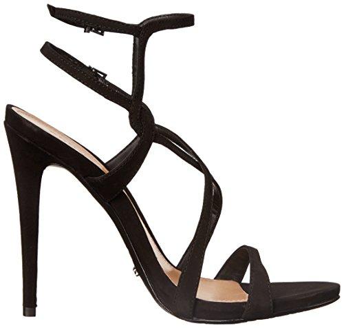 Schutz Women's Maggy Dress Sandal Black c9r1Xk