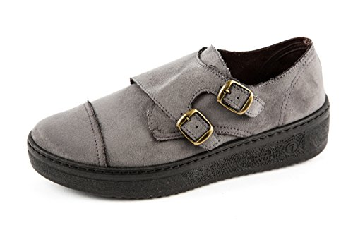Lacets Pour Gris Gris 37 de Natural Ville à EU Chaussures World Femme qa1aUw6px