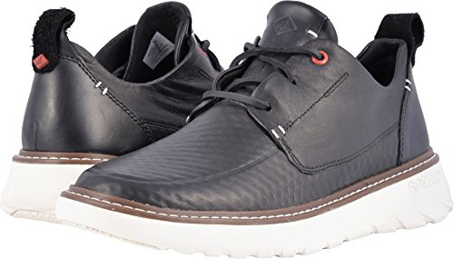 Sperry  Men's Element 3-Eye Black Shoe