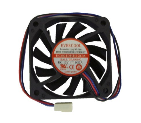 10mm x 10mm x 60mm fans - 6