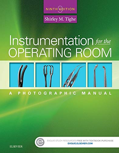 Instrumentation for the Operating Room: A Photographic Manual by Mosby