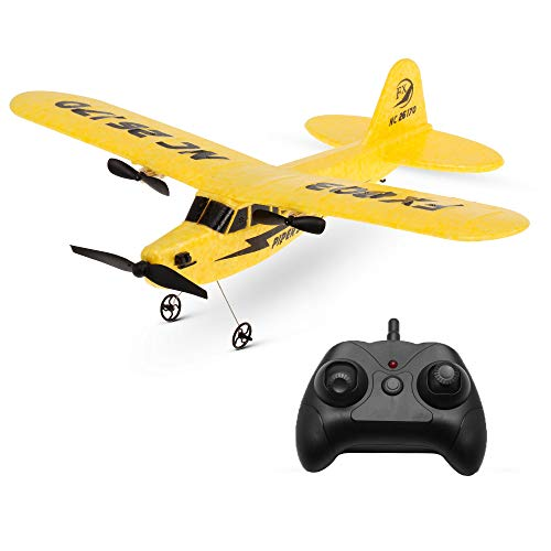 Goolsky FX-803 RC Airplane 2.4G 2CH 340mm Wingspan Remote Control Glider Fixed Wing Aircraft