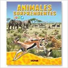Animales sorprendentes / Amazing Animals (Bajo La Lupa / Under the Magnifying Glass)