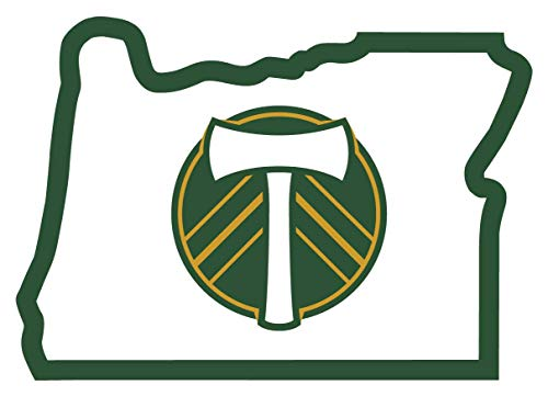 - Portland Timbers Sticker Oregon Sticker Vinyl Decal Label Stickers, Die-Cut Shape for Water Bottle Laptop Luggage Bike Laptop Car Bumper Helmet Waterproof Show Love Pride Local Spirit. MLS Soccer