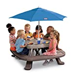 Little Tikes Fold 'n Store Picnic Table with Market