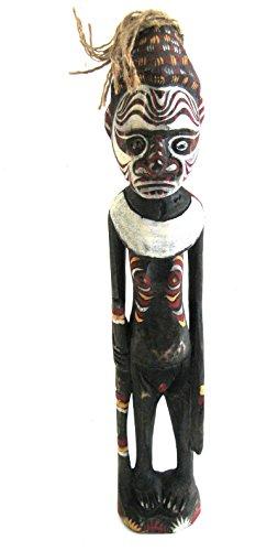 Masai Woman Statue - 2