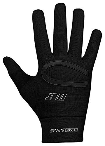 Cutters Gloves Fan Series Gloves, Black, Medium