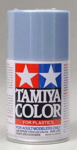 Tamiya TS-58 Pearl Light Blue Spray (Pearl Paint Lacquer)
