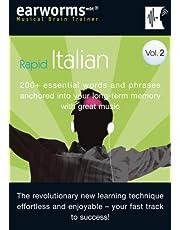 Earworms Rapid Italian, Volume 2