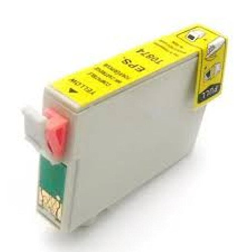 AIM Remanufactured Replacement - Remanufactured NO. 87 Yellow Inkjet (T087420-US) - (T087420 Yellow Ink)