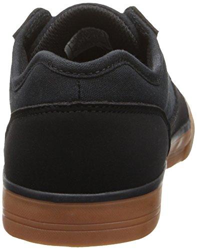 Dc Hommes Shoe Tonik Schwarz gum Shoes black Baskets ZnvrRZq