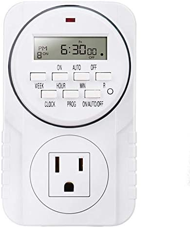 Digital Programmable Timer%EF%BC%8C7 Programs Electrical product image